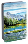 Yoho Valley Portable Battery Charger