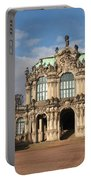 Zwinger - Dresden - Germany Portable Battery Charger