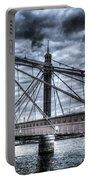 The Albert Bridge London Portable Battery Charger