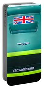 2005 Aston Martin Dbr9 Portable Battery Charger