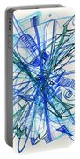 2010 Abstract Drawing 21 Portable Battery Charger