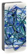 2010 Abstract Drawing 22 Portable Battery Charger