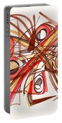 2010 Abstract Drawing 23 Portable Battery Charger