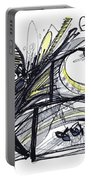 2010 Abstract Drawing 28 Portable Battery Charger