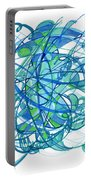 2010 Abstract Drawing 30 Portable Battery Charger