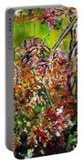 2012 119 Daisies Butterfly Garden United States Botanic Garden Washington Dc Portable Battery Charger