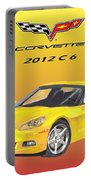 2012 C 6 Corvette Portable Battery Charger