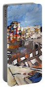 2013 015 Crosswalk Silver Orange And Blue Arlington Virginia Portable Battery Charger