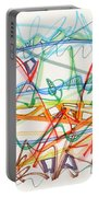 2013 Abstract Drawing #7 Portable Battery Charger