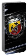 2013 Fiat 500 Abarth Portable Battery Charger