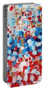 2014 31 Russian Flag Portable Battery Charger