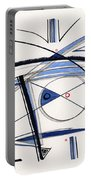 2014 Abstract Drawing #1 Portable Battery Charger