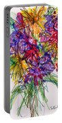 2014 Abstract Drawing #14 Portable Battery Charger