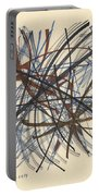 2014 Abstract Drawing #8 Portable Battery Charger