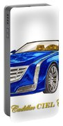 2014 Cadillac Ciel Concept Portable Battery Charger