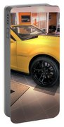 2014 Camaro Convertible Portable Battery Charger