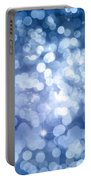 Abstract Background Portable Battery Charger