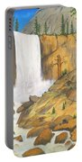 21 Bears Of Yosemite National Park Portable Battery Charger