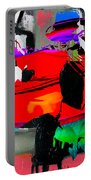 Michael Jackson Portable Battery Charger by Marvin Blaine