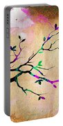 Tree Branch Collection Portable Battery Charger