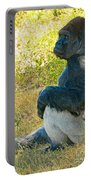 Western Lowland Gorilla Portable Battery Charger