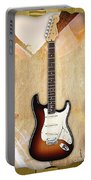 Fender Stratocaster Collection Portable Battery Charger