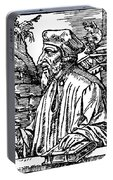 John Wycliffe (1320?-1384) Portable Battery Charger