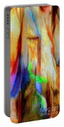 Abstract Series Iv Portable Battery Charger