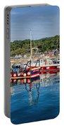 Lyme Regis Harbour Portable Battery Charger
