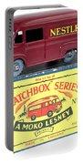 Matchbox 1-75 Portable Battery Charger