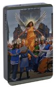 23. The Holy Spirit Arrives / From The Passion Of Christ - A Gay Vision Portable Battery Charger