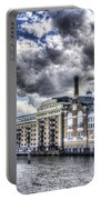 Butlers Wharf London Portable Battery Charger