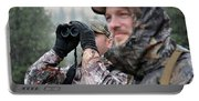 Hunting In Oregon Portable Battery Charger