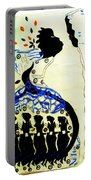 Wise Virgins Portable Battery Charger by Gloria Ssali