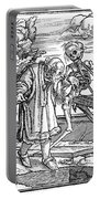 Dance Of Death, 1538 Portable Battery Charger