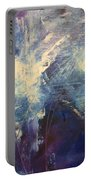 Abstract Exhibit Portable Battery Charger
