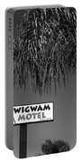 Route 66 - Wigwam Motel Portable Battery Charger
