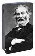 Walt Whitman (1819-1892) Portable Battery Charger