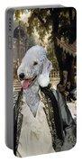 Bedlington Terrier Art Canvas Print Portable Battery Charger
