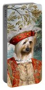 Silky Terrier Art Canvas Print Portable Battery Charger