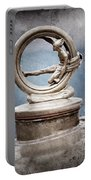 1912 Gobron-brillie 12 Cv Skiff Hood Ornament Portable Battery Charger