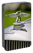 1937 Railton Rippon Brothers Special Limousine Hood Ornament Portable Battery Charger