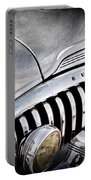 1947 Buick Eight Super Grille Emblem Portable Battery Charger