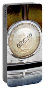 1949 Chrysler Windsor Grille Emblem Portable Battery Charger