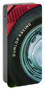 1952 Frazer-nash Le Mans Replica Mkii Competition Model Tire Emblem Portable Battery Charger