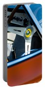 1961 Lotus Elite Series II Coupe Steering Wheel Emblem Portable Battery Charger