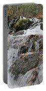 Alaskan Waterfall Portable Battery Charger