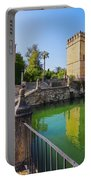 Alcazar In Cordoba Portable Battery Charger