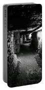 A Tunnel In The Catacombs Of Paris France Portable Battery Charger
