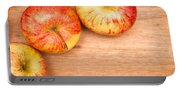 Apples Portable Battery Charger